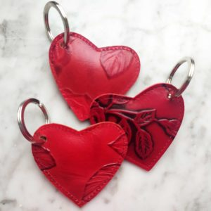 Herzen, Schlüsselanhänger